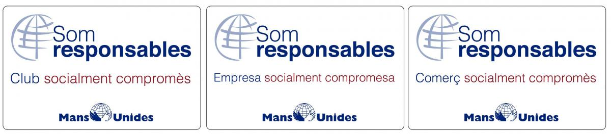 Programa Som responsables, Empresa, Club, Comerç