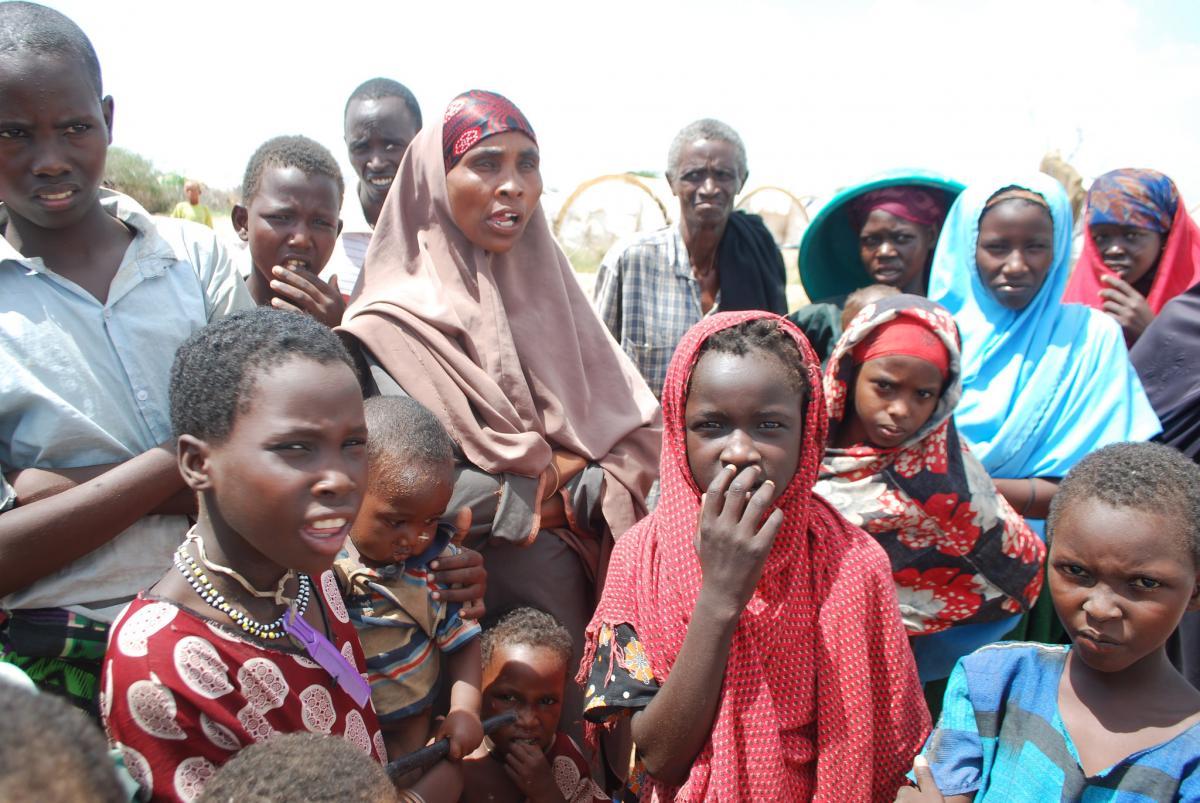 Mans Unides envia ajuda d'emergència a dos projectes de Kenya