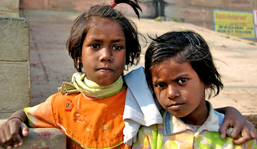 Manos Unidas apoya la alfabetización infantil en la India