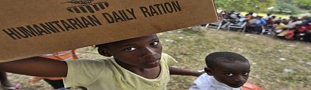 Ayuda Internacional para Haiti