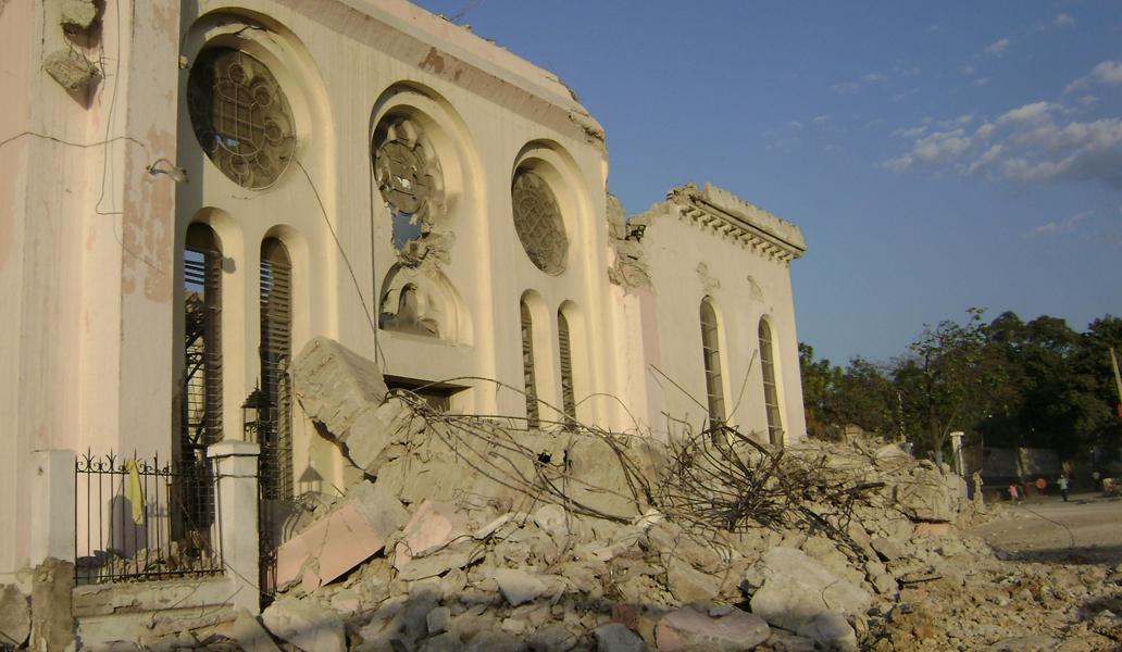 Campaña Manos Unidas 2014: Testimonio desde Haití