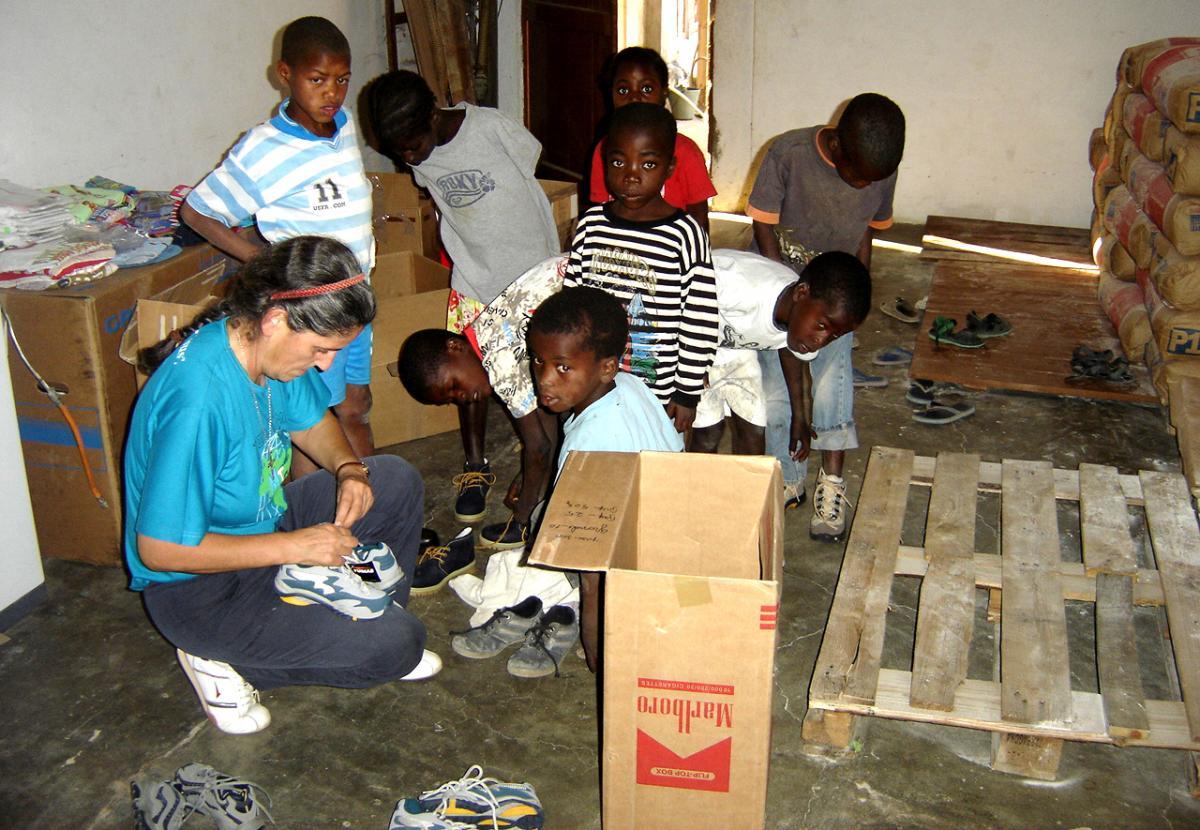 Campaña Manos Unidas 2014: Testimonio sobre Manos Unidas