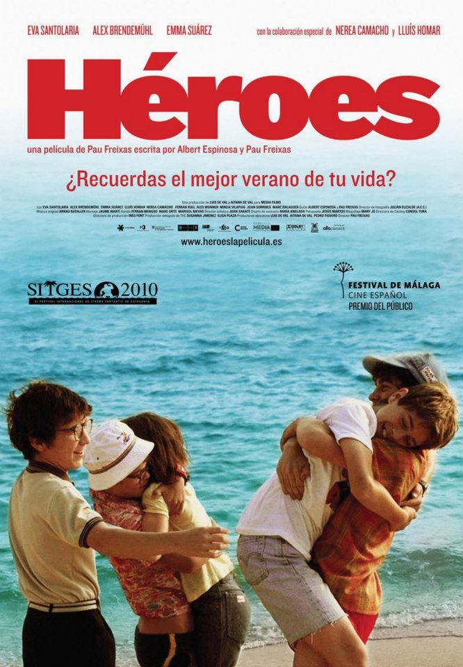 Cicle Cinema Solidari CaixaFòrum-Mans Unides-Heroïs