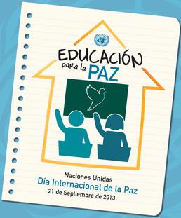 Día Internacional de la Paz 2013