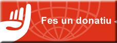 Botó per fer donatius online a Mans Unides ONG