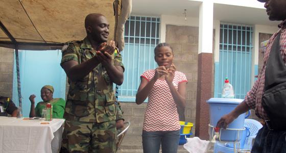 Ebola a República Democràtica del Congo