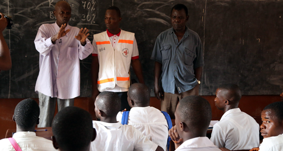 Ebola a Guinea-Conakri