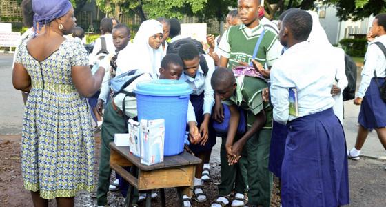 Ebola a Nigèria