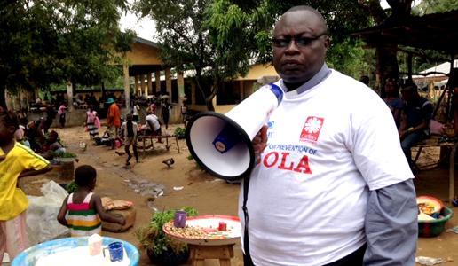 Mans Unides envia més ajuda d'emergència a Sierra Leone per lluitar contra l'Ebola