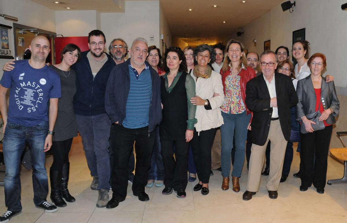Viaje a Senegal - preestrena del documental amb Imanol Uribe i Chus Gutiérrez