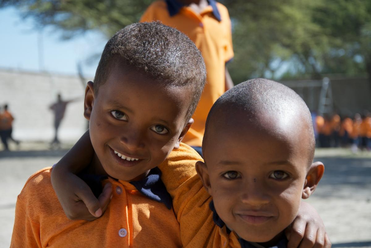 escola Arekit, etiopia, projecte educació