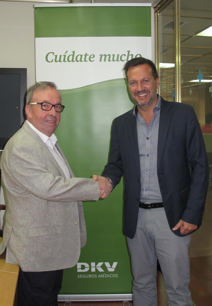 Firma convenio MU - DKV RSC