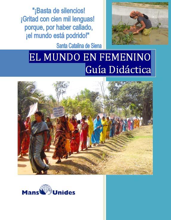 Guia de l'exposició El món en femení