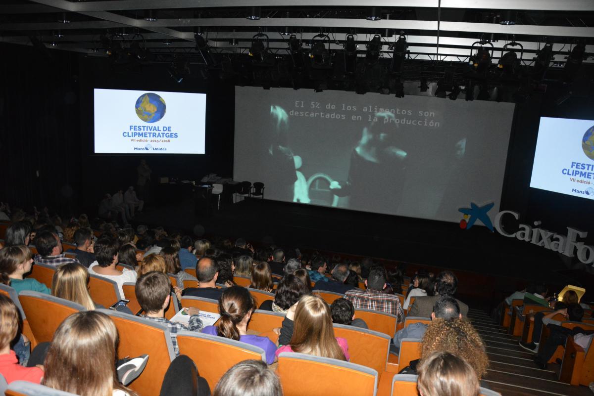 Gala del Concurs de Vídeo Escolar 2016-2017