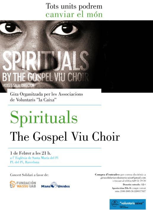 Gospel Viu en Barcelona