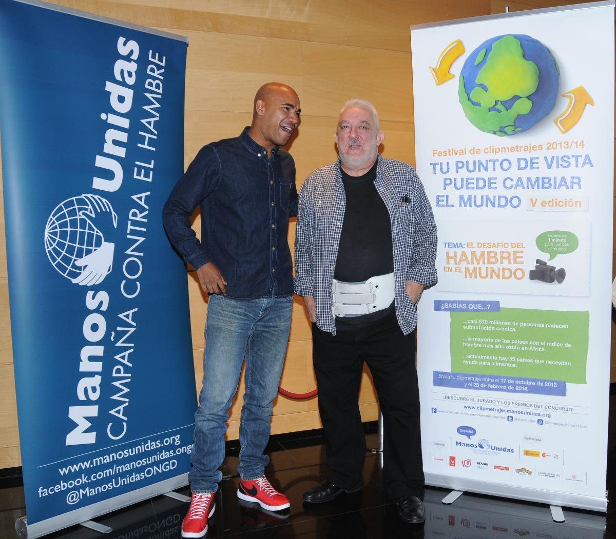 Imanol Uribe & Zannou Clipmetrajes