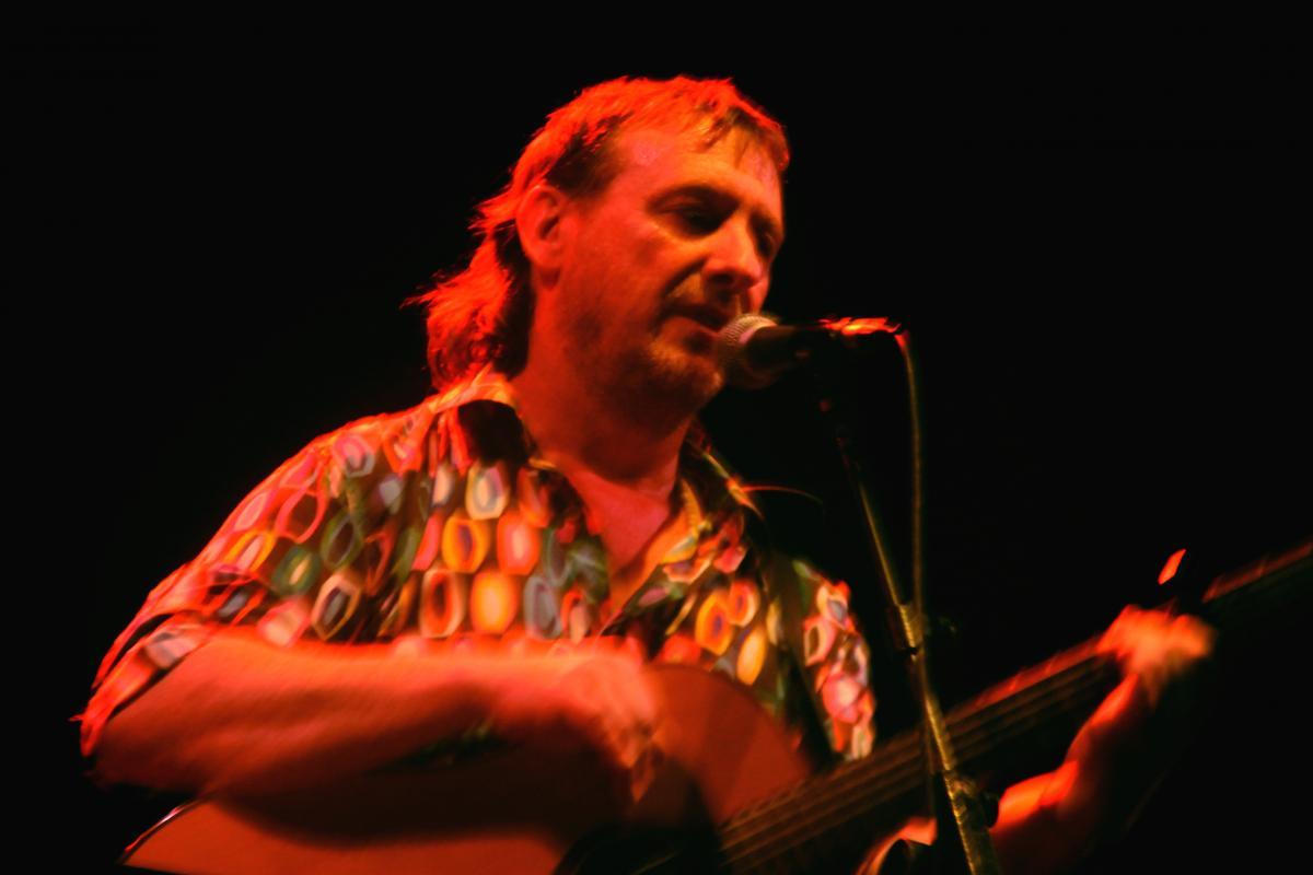 Kike Ubieto, cantautor