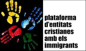Logo Plataforma de Entidades Cristianas con los Inmigrantes