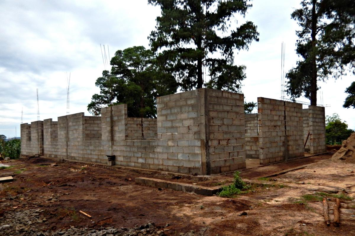 Projecte educatiu a Moçambic