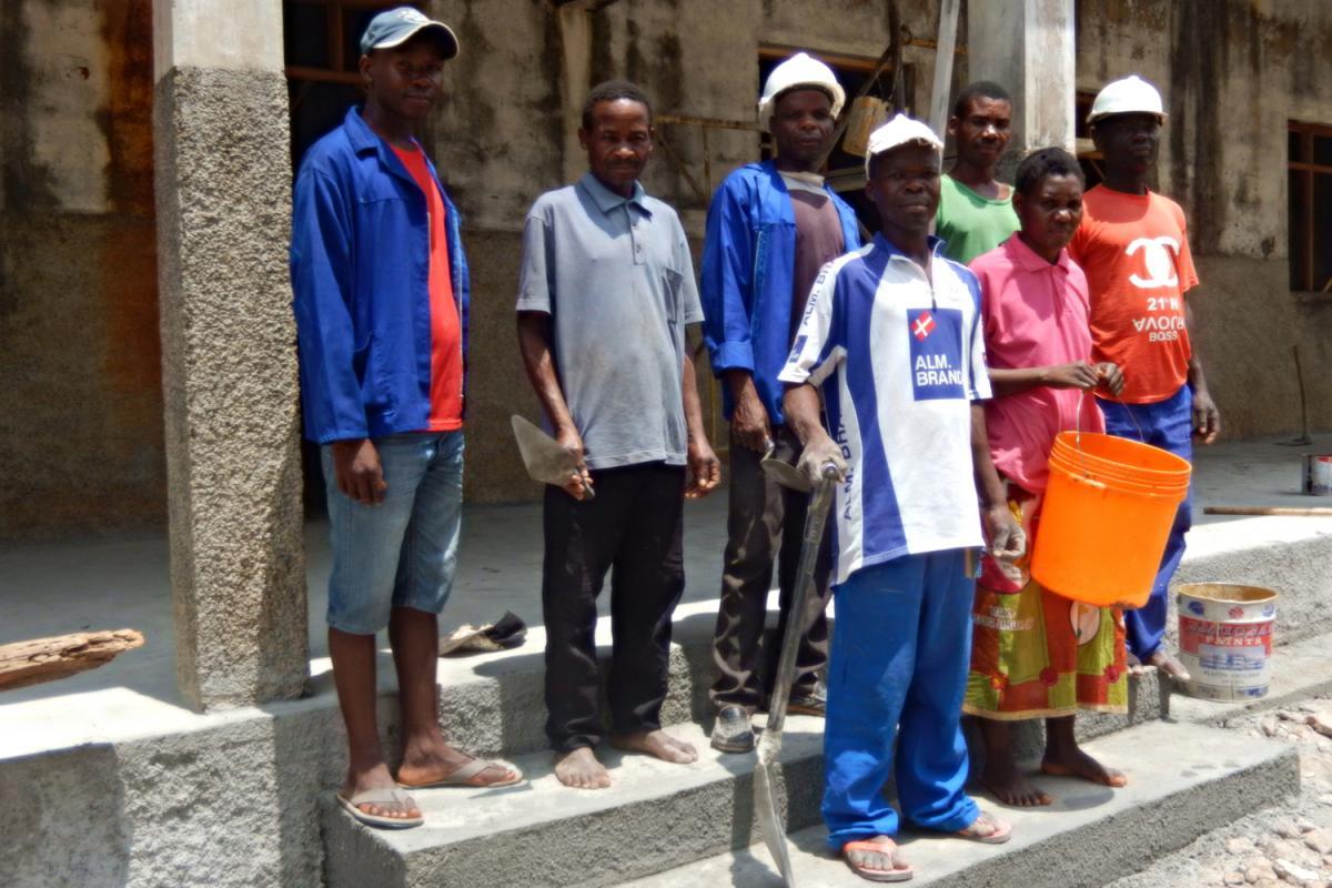 Projecte educatiu de Moçambic