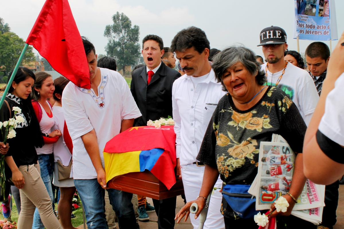 Asesinatos de líderes indígenas en Colombia