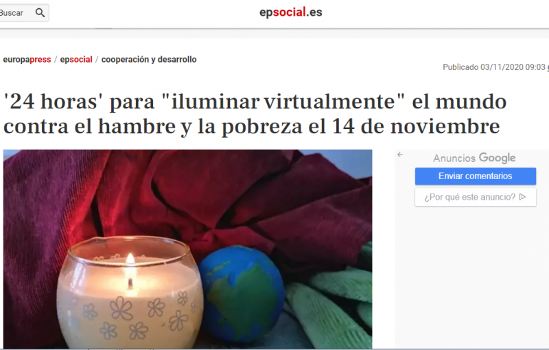 Captura pantalla 24 horas Europapress