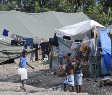Hambre, violencia y cambio climático: el caso de Haití