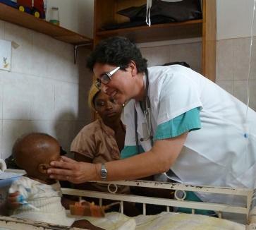 Cristina Antolín expresa su temor a la llegada del Coronavirus a África