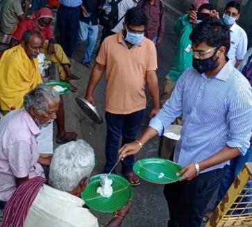 Coronavirus en India: nuestro socios locales responden