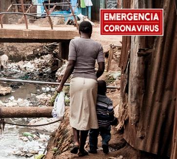 Campaña de emergencia por el coronavirus
