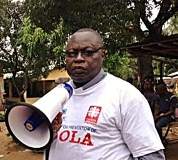 Coronavirus en Sierra Leona: testimonio de Peter Konteh