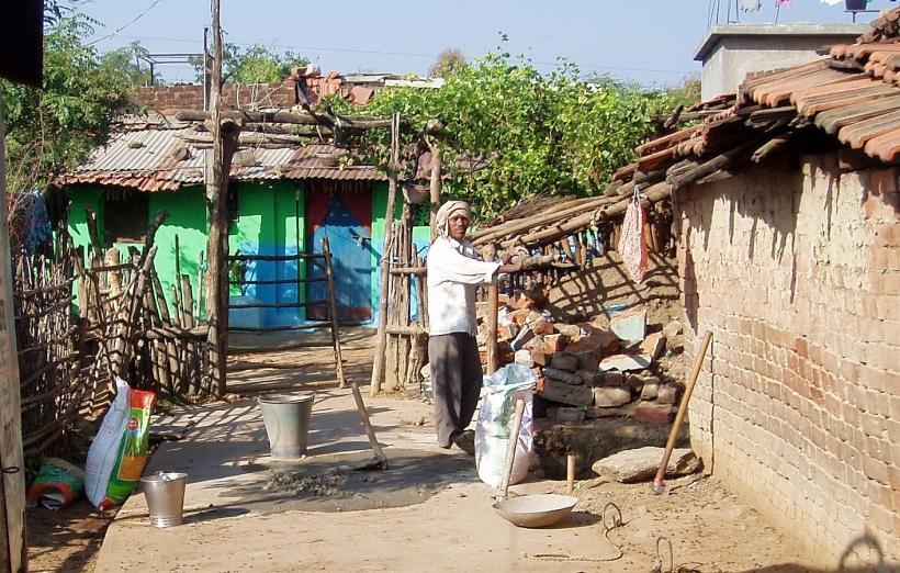 India - Foto Padres Carmelitas
