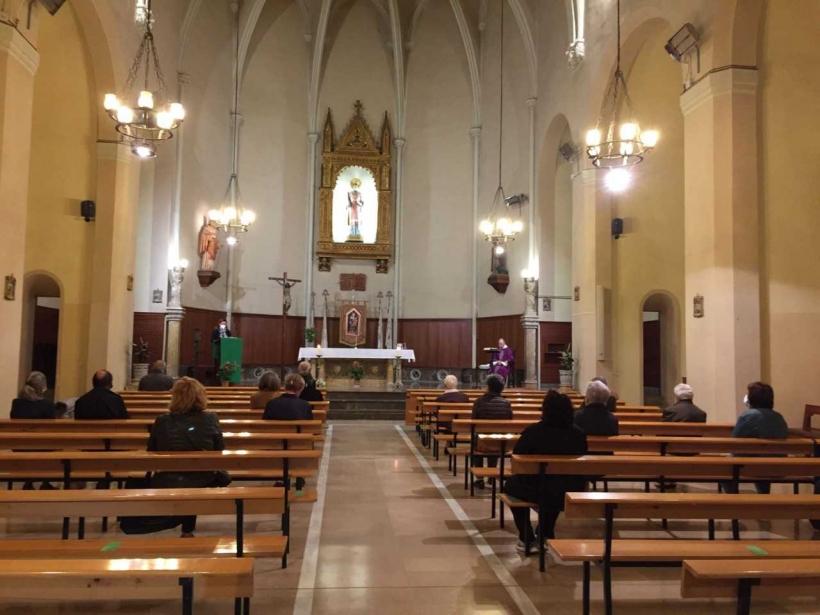 Eucaristía en memoria de las víctimas del COVID-19
