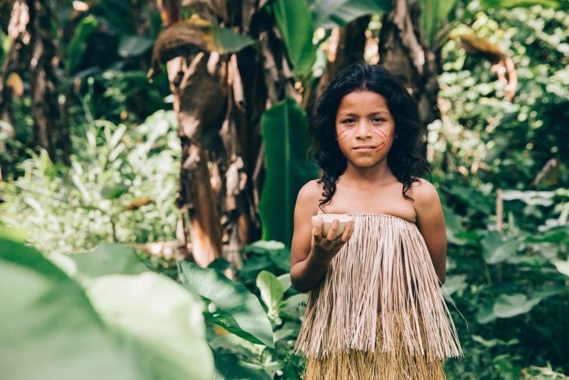 Amazonía. Foto: Manos Unidas