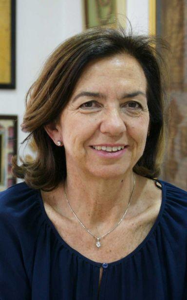 Clara Pardo, Presidenta de Manos Unidas