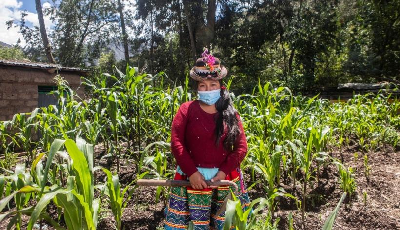 Perú, pandèmia de coronavirus - Foto Ana Castañeda/Mans Unides