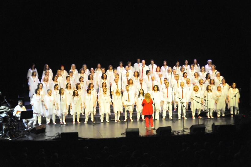 Concert benèfic del Cor Carlit Gospel a La Garriga