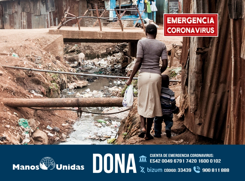 Campaña Emergencia Coronavirus_Manos Unidas