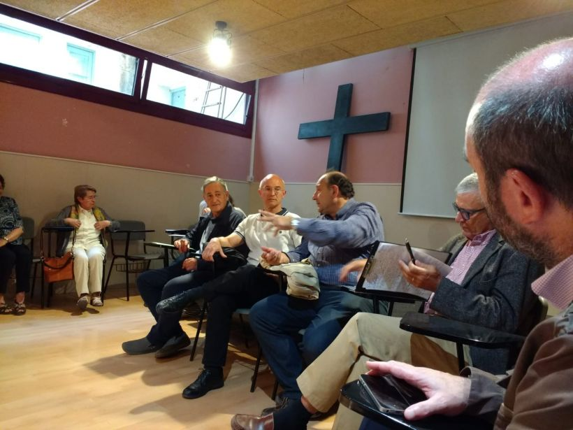 Trobada de Pentecosta de la Delegació d'Apostolat Seglar