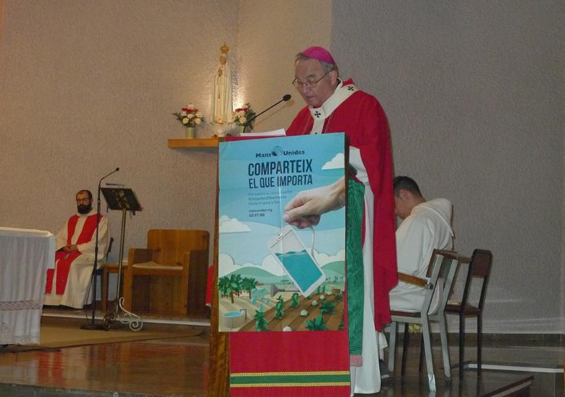 Eucaristia d'Inici de Campanya