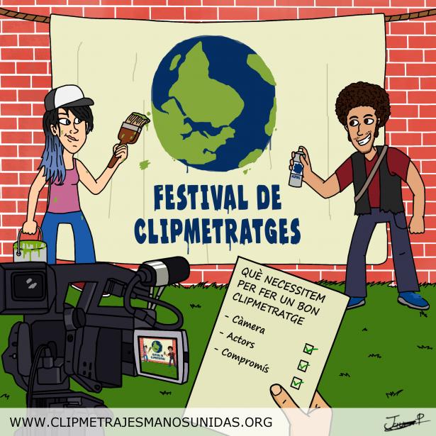 Gala catalana del Festival de Clipmetratges escolars d'enguany