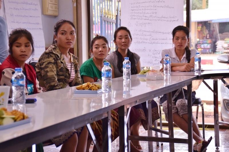 Proyecto contra la trata. Champassak. Laos. Foto: Manos Unidas