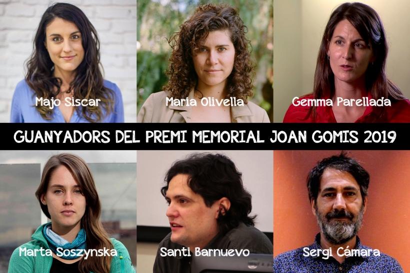 "Resultats definitius del ""Memorial Joan Gomis 2019"""