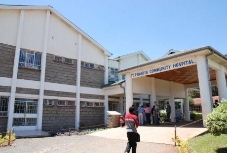 Centro de enseñanza de Enfermería en Kenia