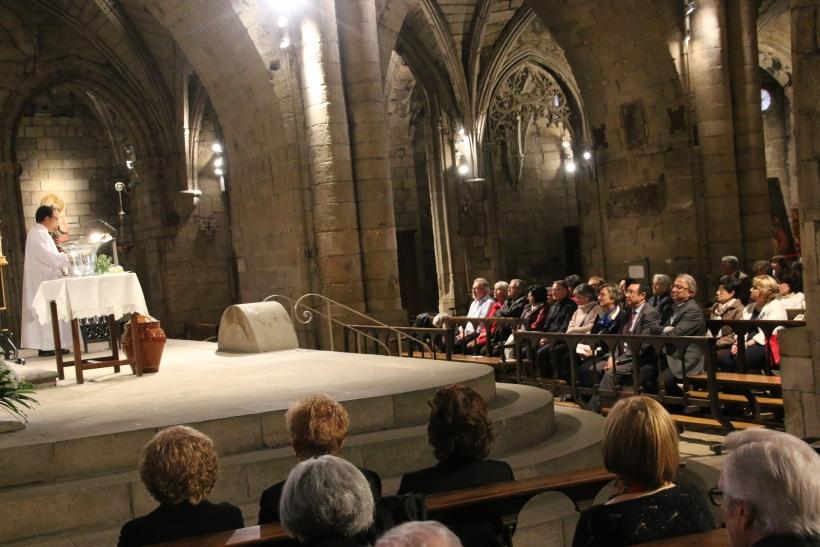 Celebrant el 60 aniversari amb una Missa-Concert de cant gregorià