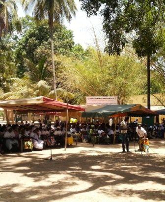 Participantes Encuentro Regional Convenio Senegal