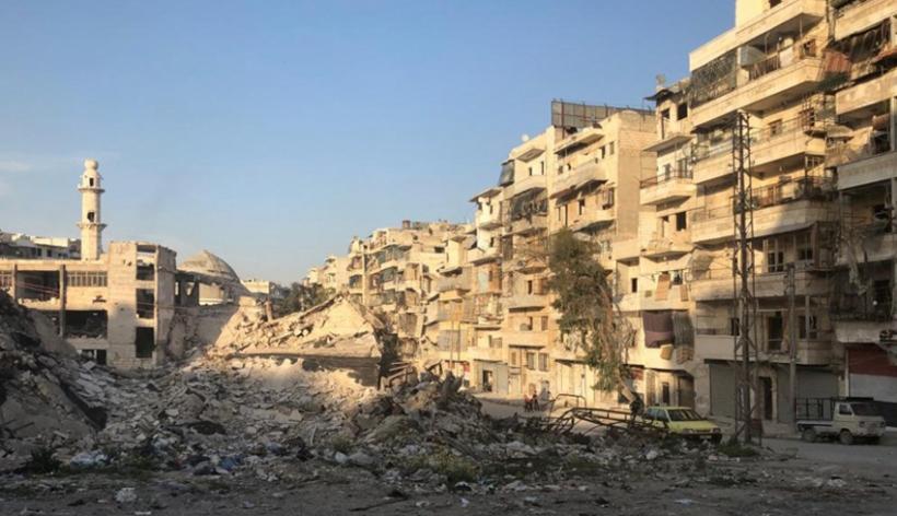 Siria - Foto África Marcitllach/Manos Unidas