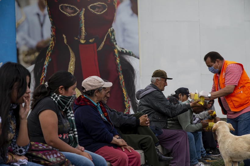 Foto Josep Vecino - Quito - Emergencia coronavirus