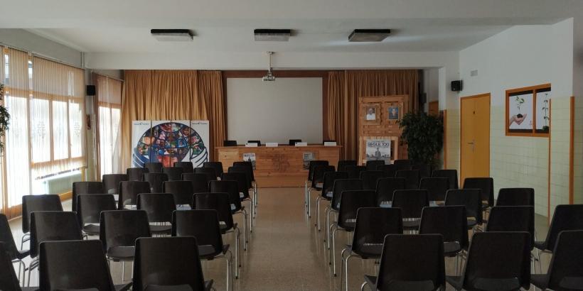 Sede de la delegación diocesana de Terrassa