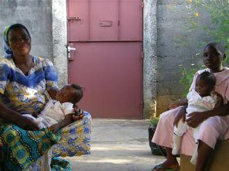Dones a Kasai Occidental. RDC. Foto: Mans Unides / Maria de la Carmen Lucas Zuil